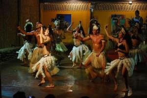 Dansende Rapa Nui