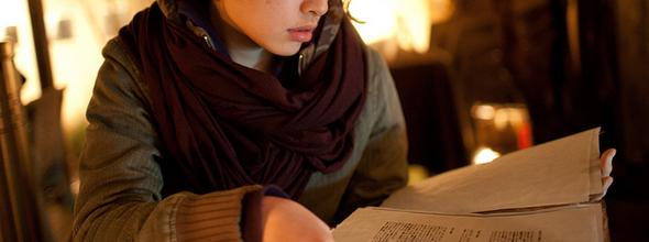 Het lezen van een menukaart