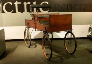 Anthony car 1897