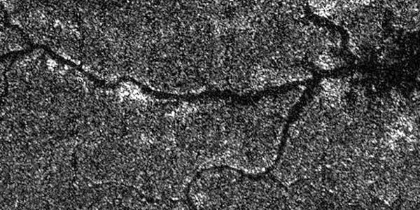 nijlrivier op Titan