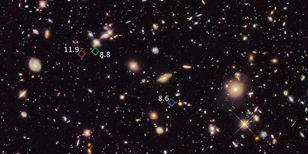 sterrenstelsels