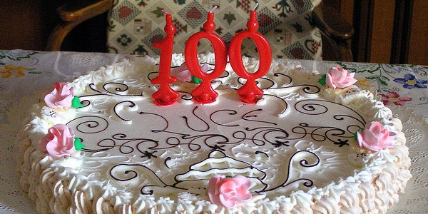 100 jaar