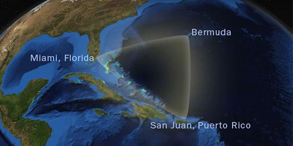Bermuda driehoek mysterie