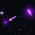 Ruimtetelescoop neemt in één oogopslag tien zwarte gaten waar