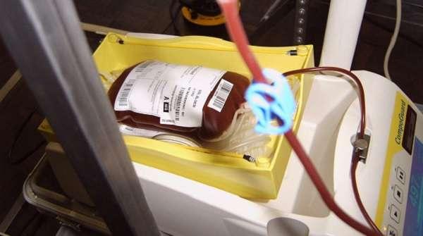Elke dag hebben honderden mensen in ons land bloed nodig. Foto: Wikimedia Commons