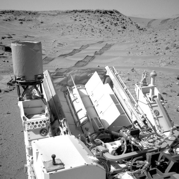 Afbeelding: NASA / JPL-Caltech.