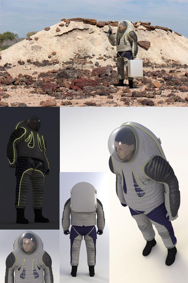 Afbeeldingen: NASA.