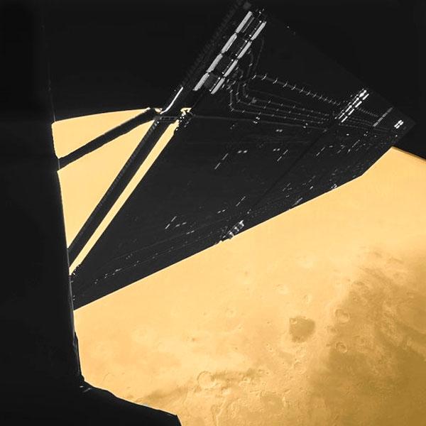 Afbeelding: ESA / Rosetta / Philae / CIVA.