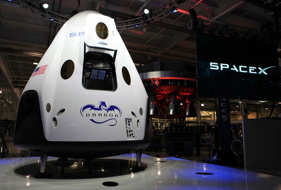 Afbeelding: SpaceX.
