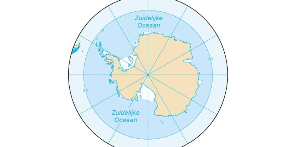 zuidelijke oceaan