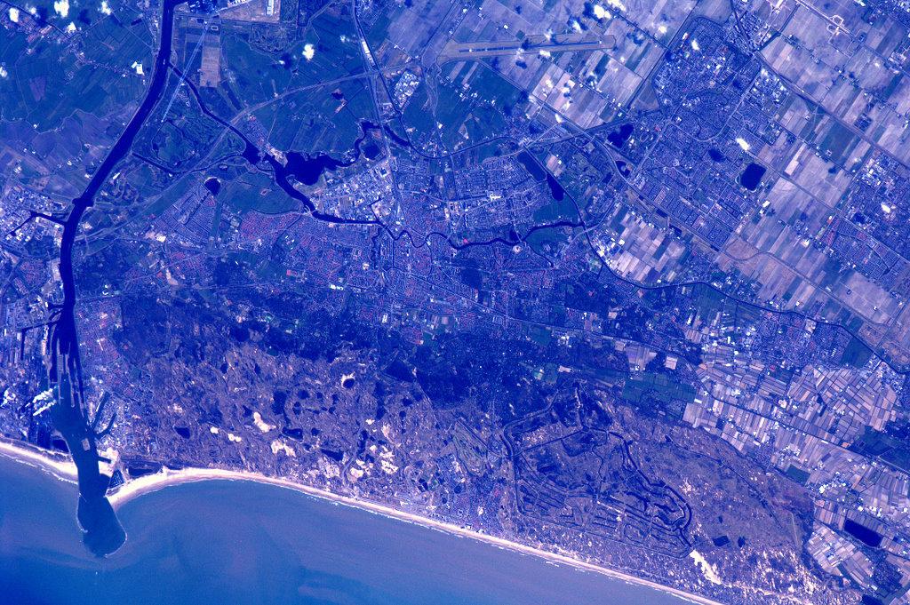 Haarlem en IJmuiden