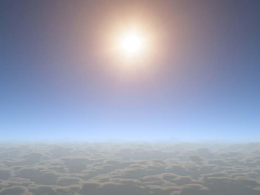 De bovenste lagen van de atmosfeer van dfjsdf zijn transparant, waardoor het waterdamp in de onderste lagen van de atmosfeer gedetecteerd kon worden.