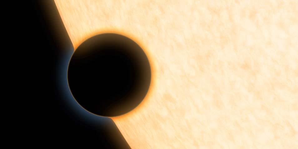 exoplaneet-ster