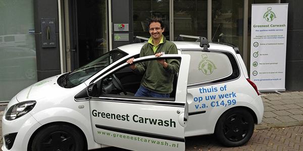 Greenest Carwash