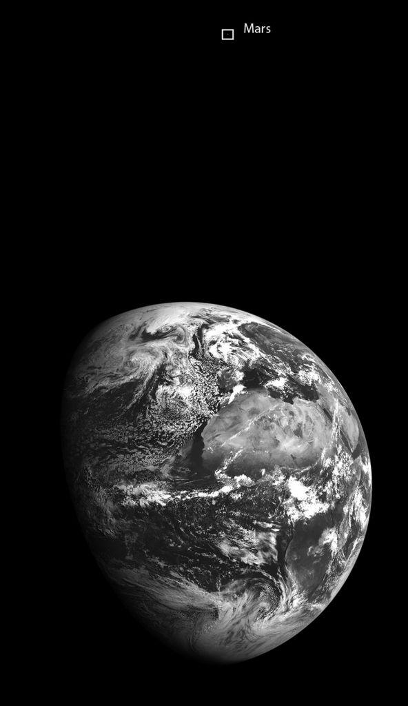 mars en aarde