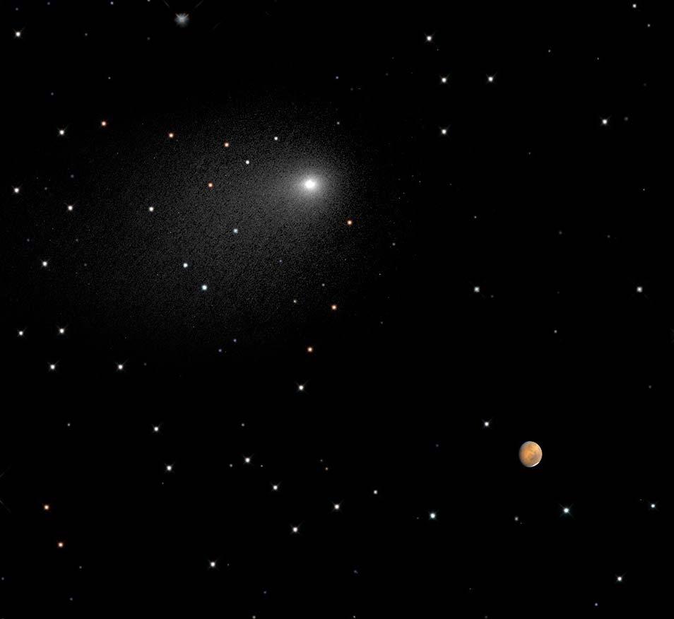Foto: NASA / ESA / PSI, JHU / APL / STScI / AURA.