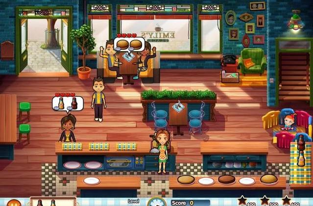 Bij Delicious Emily's New Beginning moet de speler multitasken en oplossingen bedenken voor alledaagse problemen.