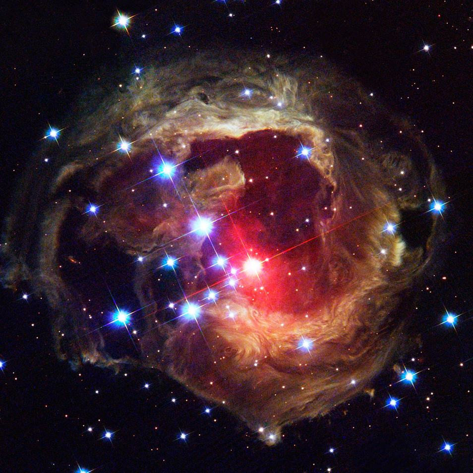 Afbeelding: NASA / ESA / The Hubble Heritage Team (AURA / STScI).