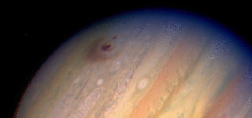 Afbeelding: H. Hammel (MIT & NASA / ESA).