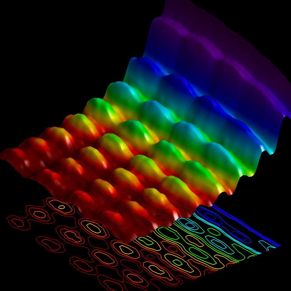 licht als deeltjes en een golf