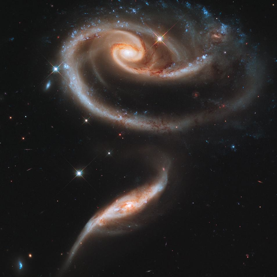 Afbeelding: NASA / ESA / Hubble Heritage Team (STScI/AURA).