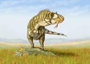 De Daspletosaurus