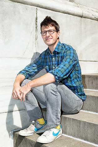 Christian Rudder, oprichter van OKCupid.