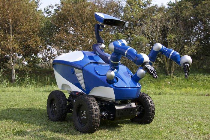 De Interact Robot. Afbeelding: ESA.