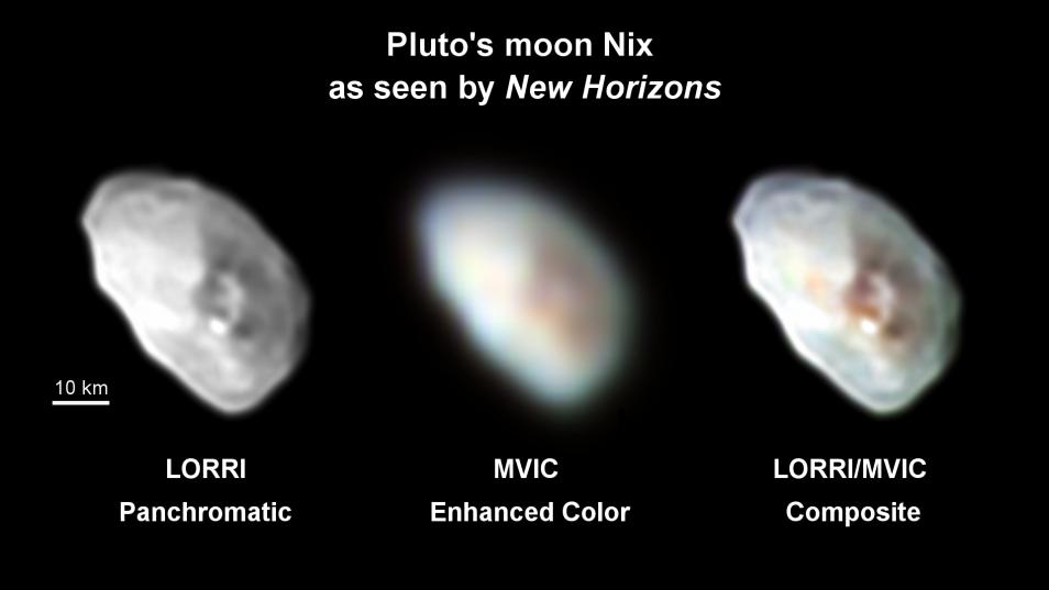 Foto: NASA / JHUAPL / SwRI.