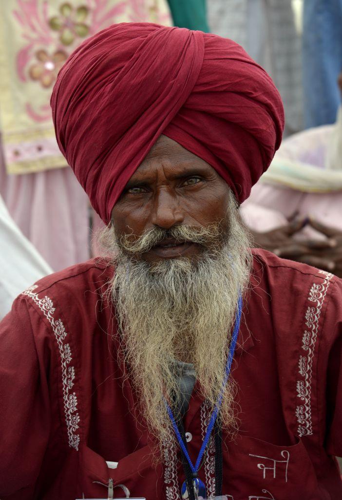 Sikhs en Ghurka's op Texel: daar moeten de inwoners van hebben opgekeken.