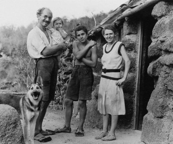 De familie Wittmer