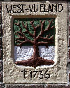 Gevelsteen van West-Vlieland