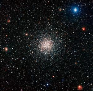 Bolvormige sterrenhoop NGC 6362.