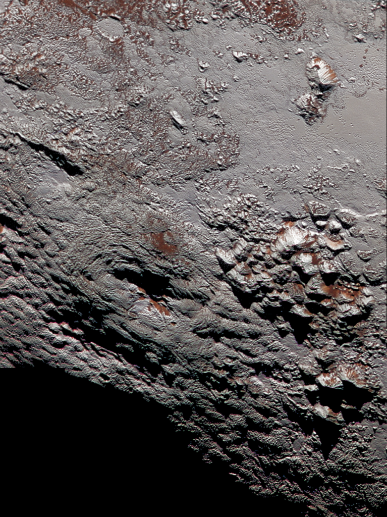 Afbeelding; NASA / JHUAPL / SwRI.