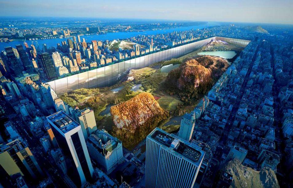 Een nieuw Central Park.