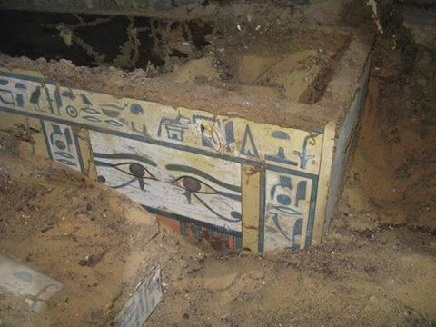 Afbeelding: Egyptische Ministerie van Oudheden.