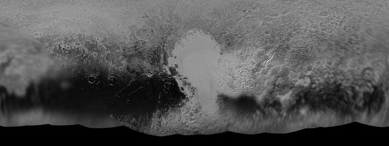 Afbeelding: NASA / JHUAPL / SWRI.