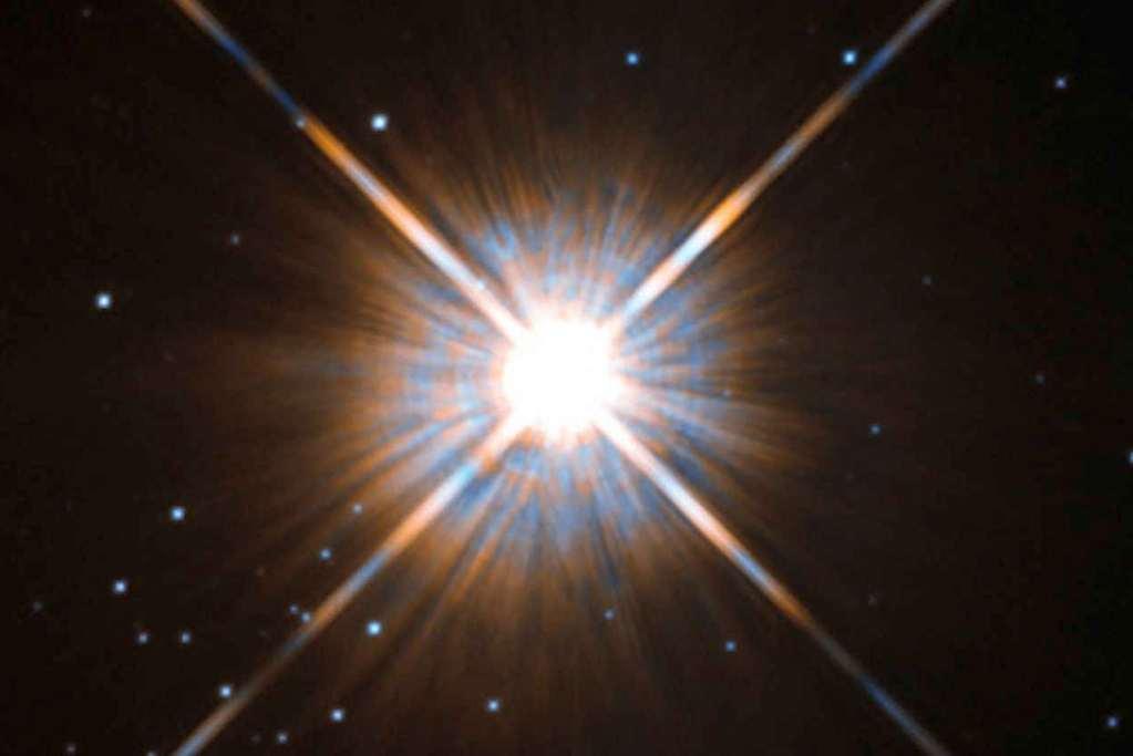 Afbeelding: NASA / ESA.