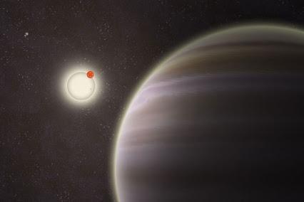 Nog nooit is er een planeet met meer sterren ontdekt dan PH1b. Afbeelding: Haven Giguere / Yale.