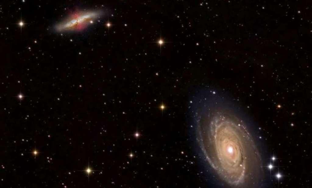 Ongeveer de helft van de atomen in jouw lijf komt niet uit de Melkweg