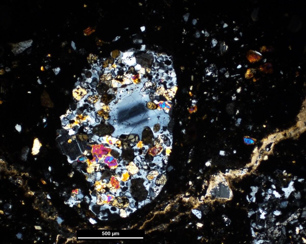 daterende meteorieten
