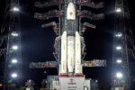 Lancering van Chandrayaan-2 een uur voor vertrek afgebroken