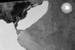 Satellietbeelden onthullen de boeiende reis van de gigantische Larsen C-ijsberg