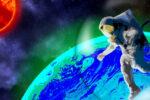Ultraviolette straling kan mogelijk leven op exoplaneten doen oplichten