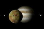 Vulkaan Loki op Jupiters maan Io staat mogelijk op het punt van uitbarsten