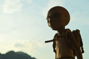 Extreem geduldige alien sterft mogelijk uit voor hij ons met een bezoekje kan vereren