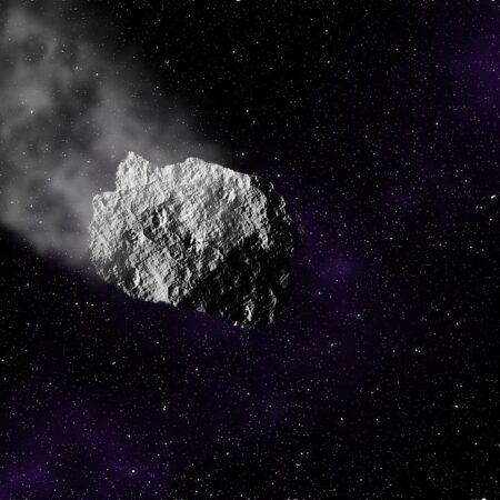 Enorme planetoïde scheert zondag langs de aarde