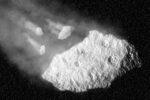 Stof van botsing tussen planetoïden koelde de aarde af en blies de planeet nieuw leven in
