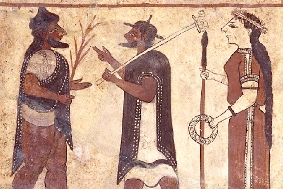 In het spoor van de Etrusken: parelduiken in Toscaans Etrurië