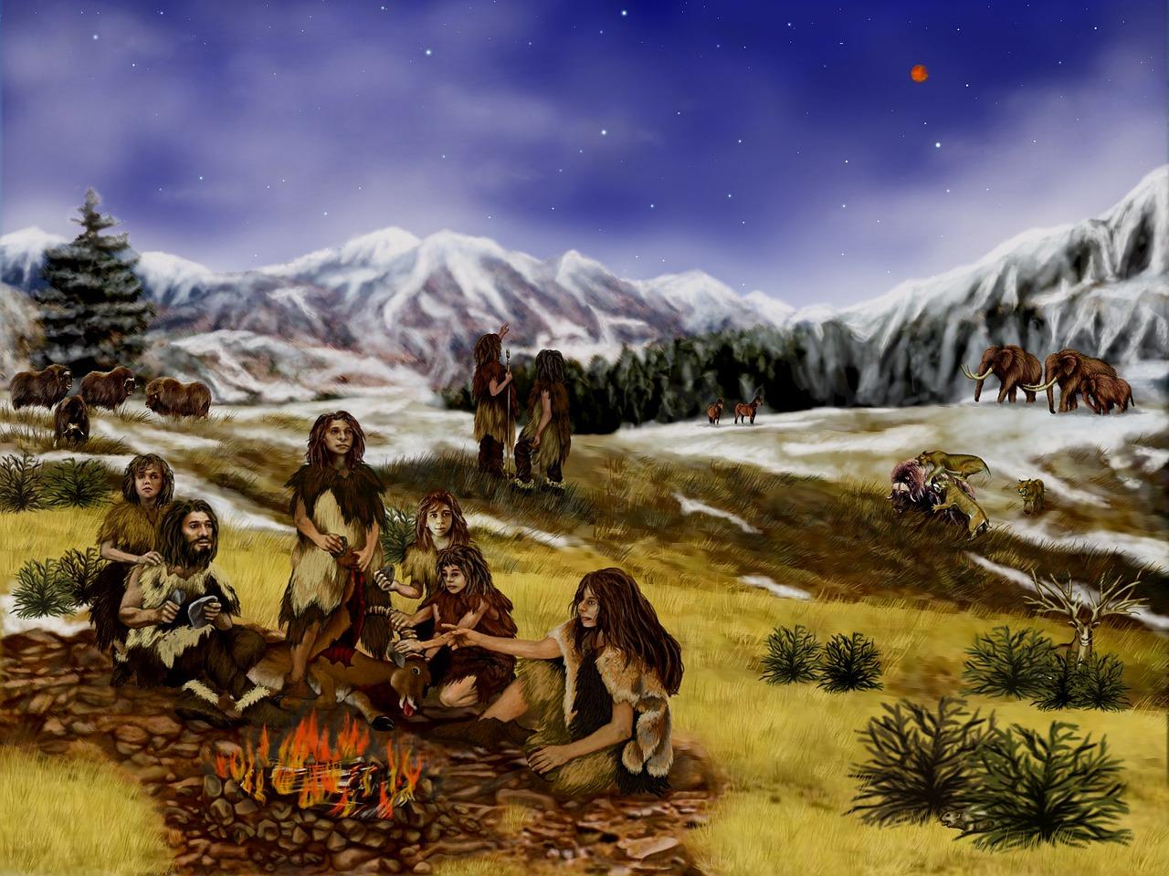 Hoe een onzichtbare barrière ervoor zorgde dat de Neanderthaler pas vrij laat uitstierf - Scientias.nl